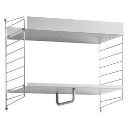 String Furniture Plus kapstok 58 cm