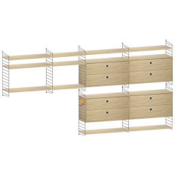 String Furniture Werkruimte configuratie 1