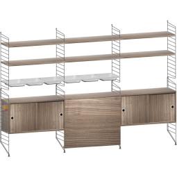 String Furniture Werkruimte configuratie 3