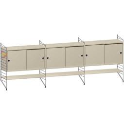String Furniture Woonkamer configuratie 1