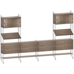 String Furniture Woonkamer configuratie 2