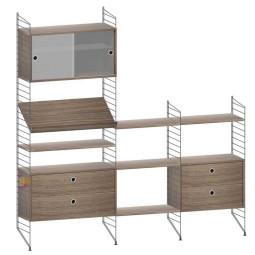 String Furniture Woonkamer configuratie 8