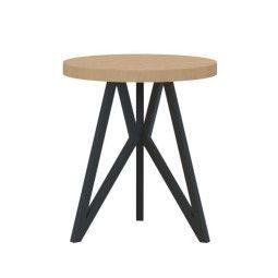 Studio HENK Butterfly tripod stool 440 zwart onderstel