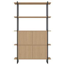 Studio HENK Modular Cabinet MC-5L wandkast 110x185