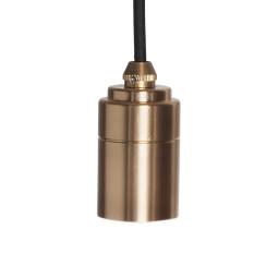 Tala LED E27 hanglamp messing