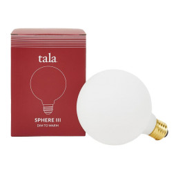 Tala LED Sphere III lichtbron LED 8w dim to warm