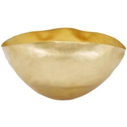 Tom Dixon Bash schaal goud