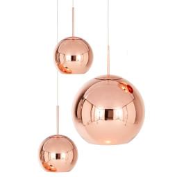 Tom Dixon Copper Trio Round hanglamp LED