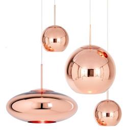 Tom Dixon Copper Range Round hanglamp LED