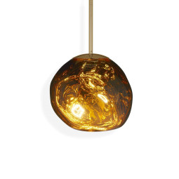 Tom Dixon Melt Mini hanglamp LED goud
