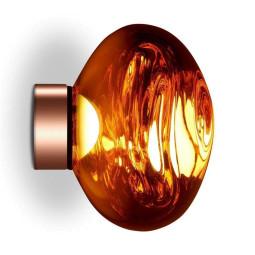 Tom Dixon Melt Mini wandlamp LED koper