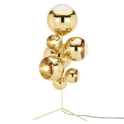 Tom Dixon Mirror Ball Stand Chandelier vloerlamp