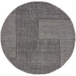 Tom Dixon Stripe Round vloerkleed 200