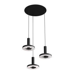 Tonone Beads hanglamp LED set van 3 circle