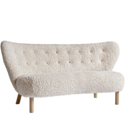 &tradition Little Petra Sofa VB2 eiken