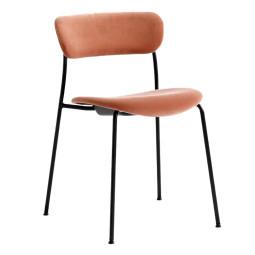 &tradition Pavilion AV12 gestoffeerde stoel Velvet 04