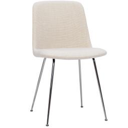 &tradition Tweedekansje - Rely HW8 gestoffeerde stoel Loop Cream