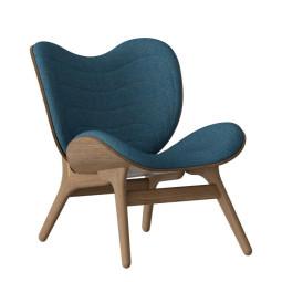 Umage A Conversation Piece Low fauteuil donker eiken