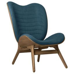 Umage A Conversation Piece tall fauteuil donker eiken