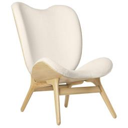 Umage A Conversation Piece tall fauteuil eiken