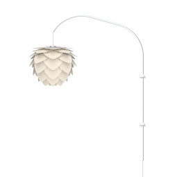 Umage Aluvia Mini Single wandlamp wit armatuur
