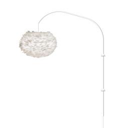 Umage Eos Medium Single wandlamp wit armatuur