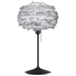 Umage Eos Mini tafellamp zwart onderstel