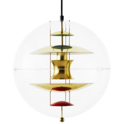 Verpan VP Globe hanglamp messing 40