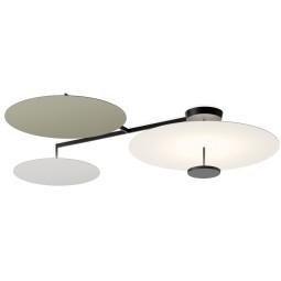 Vibia Flat 5922 plafondlamp LED