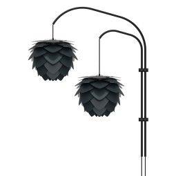 Umage Willow Double wandlamp zwart
