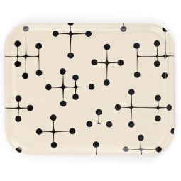 Vitra Classic Tray Dot Pattern dienblad large