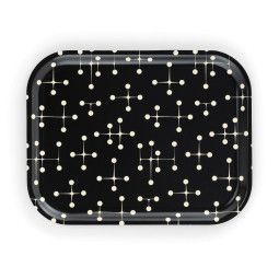 Vitra Classic Tray Dot Pattern Reverse dienblad medium