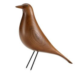 Vitra Eames House Bird collectors item walnoot