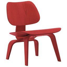 Vitra Eames LCW loungestoel