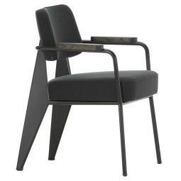 Vitra Fauteuil Direction fauteuil
