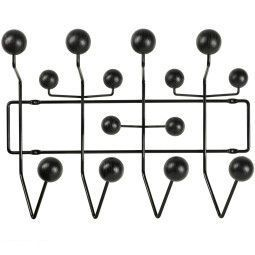 Vitra Tweedekansje - Hang it all kapstok Black Collection zwart