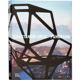 Vitra Konstantin Grcic tafelboek
