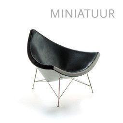 Vitra Coconut Chair miniatuur