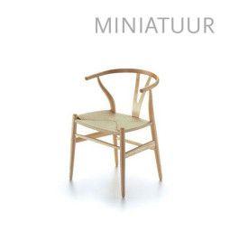 Vitra Y-Chair miniatuur