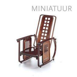 Vitra Sitzmaschine miniatuur