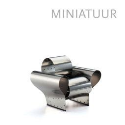 Vitra Well Tempered Chair miniatuur