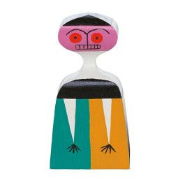 Vitra Wooden Dolls No. 3 collectors item