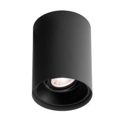 Wever Ducré Solid 1.0 spot LED 2700K dimbaar zwart