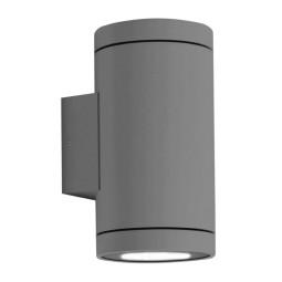 Wever Ducré Tube 2.0 wandlamp GU10 donkergrijs