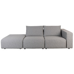 Zuiver Breeze outdoor 3-zits loungebank rechts