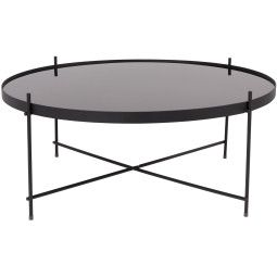 Zuiver Tweedekansje - Cupid salontafel zwart xxl 83