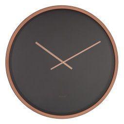 Zuiver Tweedekansje - Time Bandit klok zwart/koper