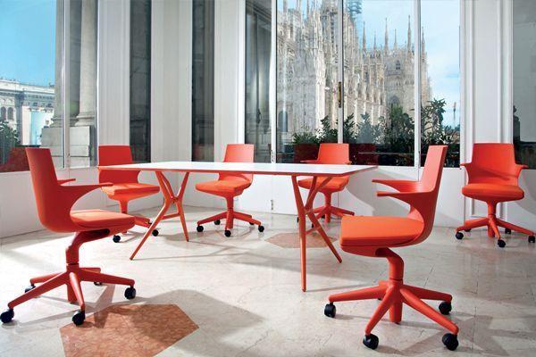 Bureaustoelen voor op kantoor