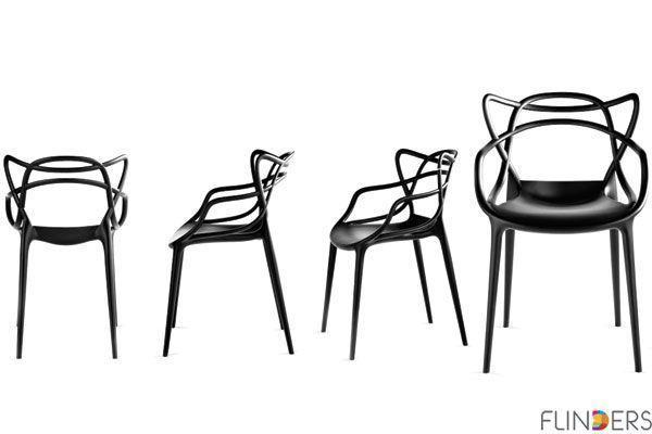 Master(s)lijke stoel van Kartell