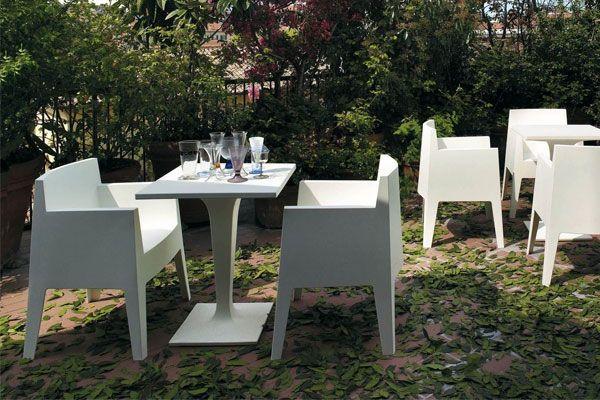Nu ook design tuinmeubels bij Flinders